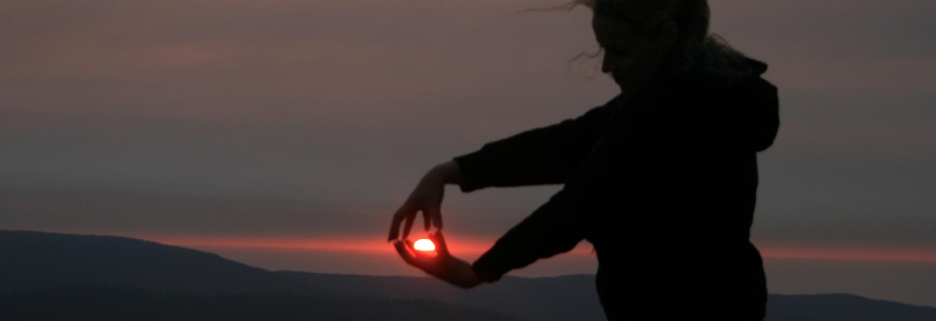 Grabbing a Sunset