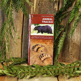 Animal Tracks Pocket Guide