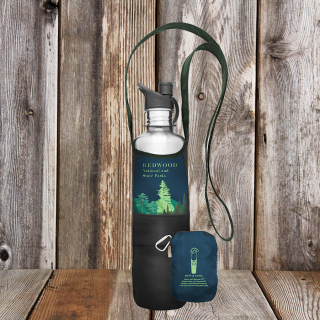 Chico Bag Waterbottle Sling for Redwood National and State Parks