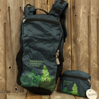 Chico Bag Travel Pack for Redwood National and State Parks