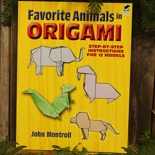Favorite Animals in Origami