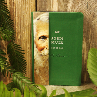 John Muir Notebook
