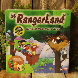 Jr. RangerLand National Park Board Game