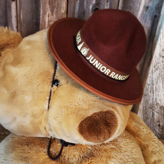 JUNIOR RANGER HAT