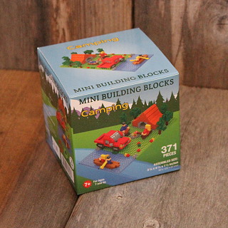 Camping Mini Building Blocks