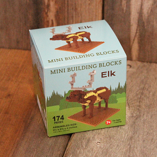 Elk Mini Building Blocks