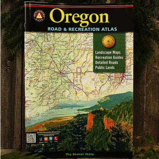 Oregon Road and Recreation Atlas