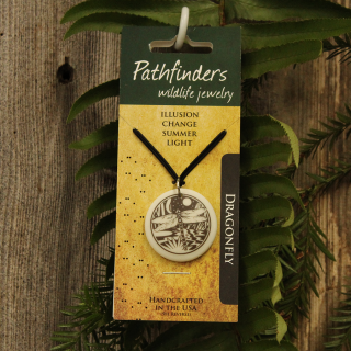 Pathfinders Dragonfly Necklace