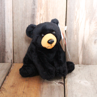 Plush Wild Call Black Bear