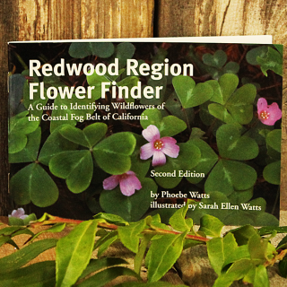 Redwood Region Flower Finder Pocket Guide