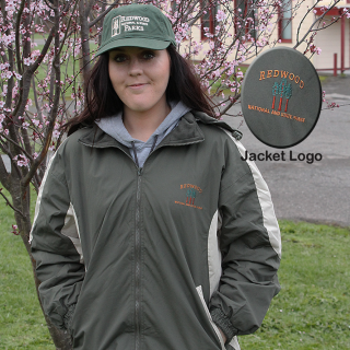 Redwood National and State Parks Reversible Jacket