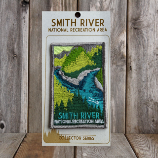 SMITH RIVER NATIONAL RECREATION AREA PATCH