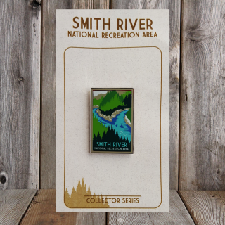 SMITH RIVER NATIONAL RECREATION AREA PIN