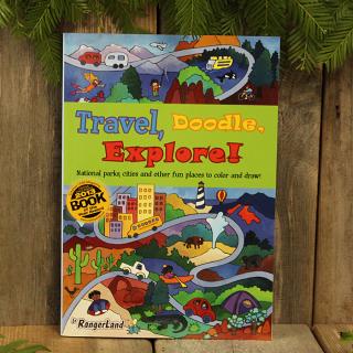 Travel, Doodle, Explore