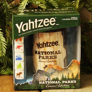 Yahtzee, National Parks Edition
