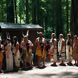 Tolowa Nation Dance